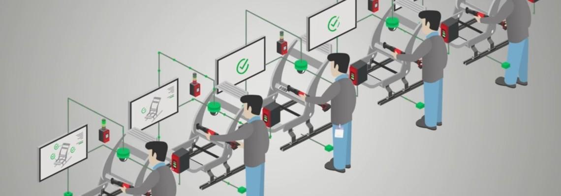 Desoutter 4.0 – Die Zukunft des Montageprozesses gemeinsam gestalten