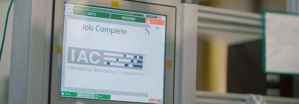IAC Group: Smart Factory durch Desoutter 4.0 Know-how