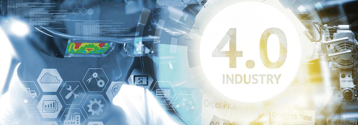 Industrielle Revolutionen - von Industrie 1.0 zu Industrie 4.0