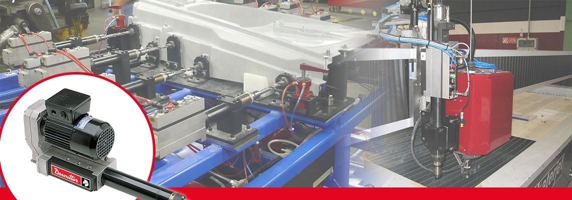 Desoutter stellt autom. Vorschubbohrer (AFD) und Gewindebohrer her, die leicht in eine Maschine oder einen Prozess integriert werden können. Leistung und modulares Design. Lassen Sie sich ein Angebot erstellen!