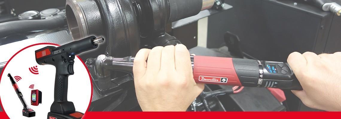 EABcom und EPBcom - gesteuerte Akkuschrauber - Akku Montagewerkzeuge