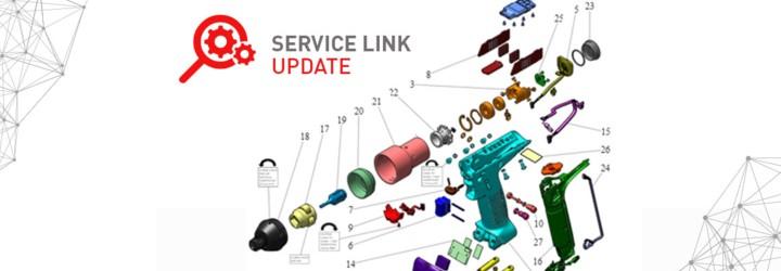 Service Link - jetzt mehr Komfort mit neuen Features!
