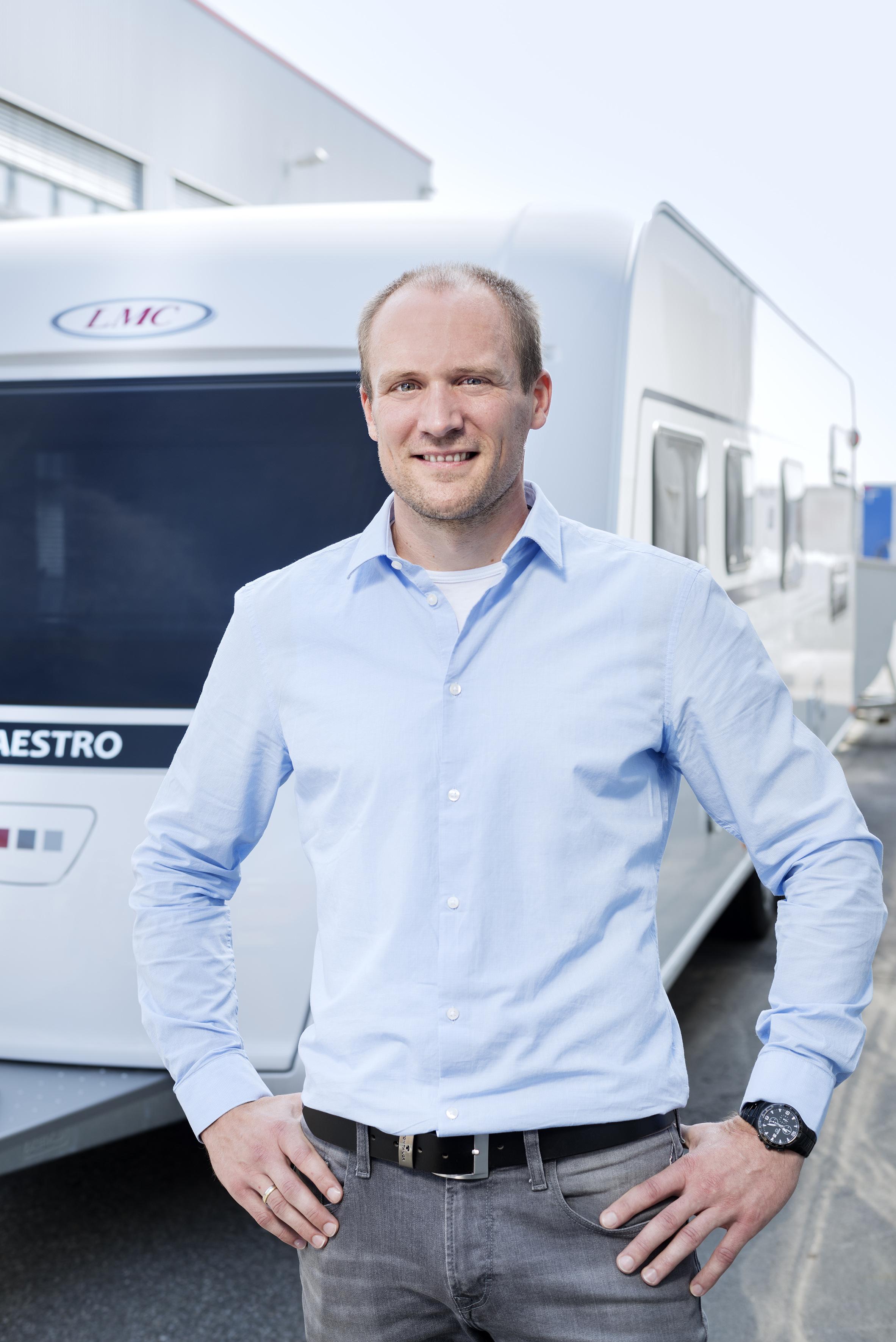 Michael Schürmann ist bei LMC für die Arbeitssicherheit verantwortlich.